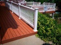Deck Design Ideas Material Color Shape And Size St