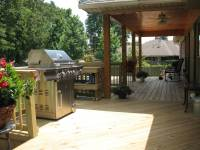 St. Louis Mo: Grill Decks vs Outdoor Kitchens by Archadeck ...
