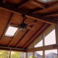 St. Louis Mo: Screen Porch Ceiling Options by Archadeck ...