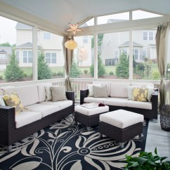 Screen Porch Lounge Chairs Game Chair With Steering Wheel 5 Ways To Create An Outdoor Room St Louis Decks