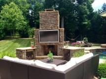 Build Backyard Man Cave St. Louis Decks