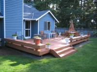 small deck design ideas   St. Louis decks, screened ...