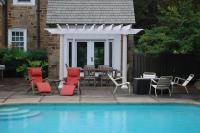 Deck, Pergola, and Porch Designs for Pools