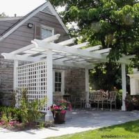 What is the difference between an arbor, trellis and ...