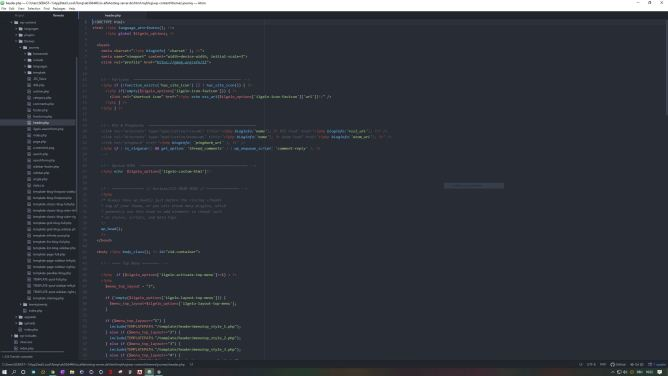Screenshot of Atom with the Remote-FTP-Edit package