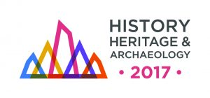 Year of History Heritage & Archaeology Logo