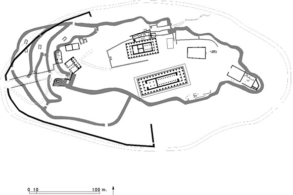 Archaeological Site Plans: Scavenger Hunt 2011 Puzzle #4