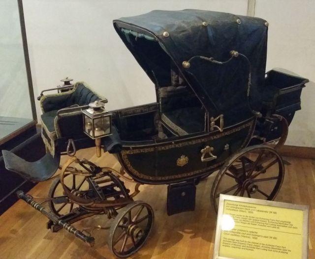 Kutsche von Franz Joseph