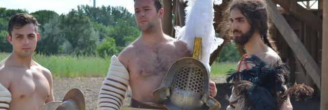 Gladiatorenverletzungen und forensische Anthropologie