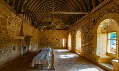 Visiting Guédelon Castle in Burgundy France 2021 Archaeology Travel