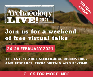 Current Archaeology Live 2021