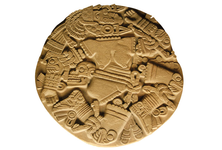 Mexico-City-Moon-Goddess-Disc