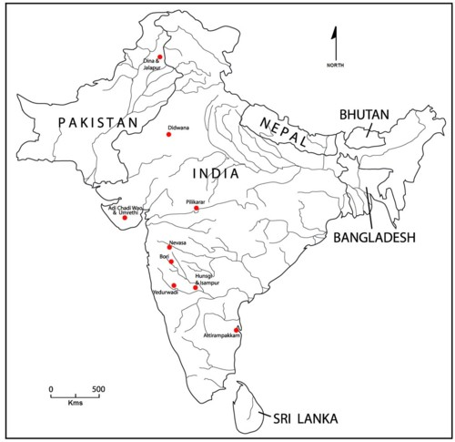 A review of the Early Acheulian evidence from South Asia
