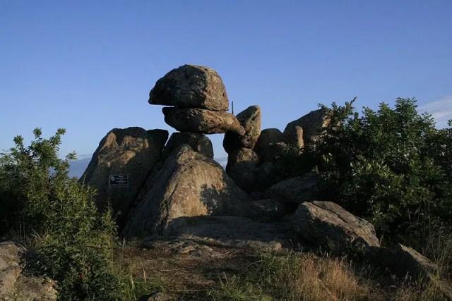 The Buzovgrad Megalith dates back to the Late Copper Age and Early Bronze Age. Photo: Predavatel, Wikipedia