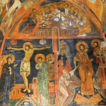 Bulgaria's Early Renaissance Boyana Church Has the Most Impressive Crucifixion Mural, Curator Says