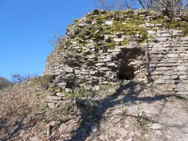 The so called Kaleto Fortress near Bulgaria's Banya has never been excavated before. Photo: Panagyurishte Municipality