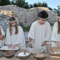 Bulgaria's Montana Reenacts Ancient Thracian Food and Wine Rituals at Restored Fortress Montanesium