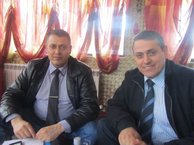 Brothers Zhivko and Zdravko Chepishev, lawyers and town councilors from the southern town of Devin, deny the treasure hunting charges against them over the destruction of an Ancient Thracian burial mound. Photo: e-burgas.com