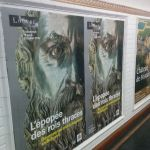 Louvre Museum Extends Advertising Campaign in Paris Metro for Bulgaria's Ancient Thracian Exhibit