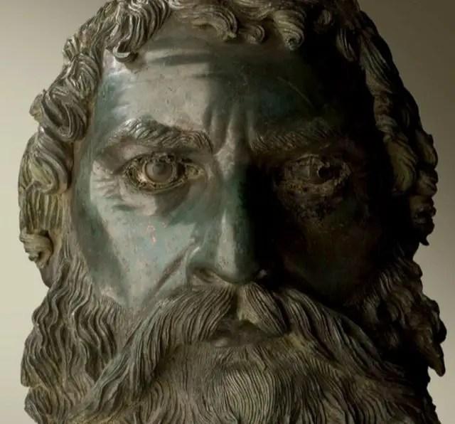 Seuthes III Bronze Head 3