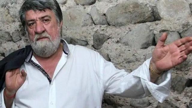 Bulgaria's Minister of Culture Vezhdi Rashidov, a famous sculptor but a controversial political figure. Photo: Radio Plovdiv