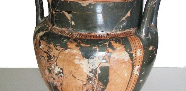 Krater Seized from Bulgarian Treasure Hunter Made in Ancient Greece during Age of Pericles