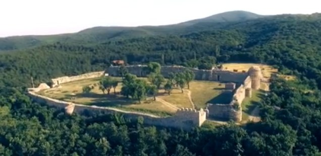 'View Bulgaria' Releases Aerial Drone Video of Medieval Fortress Mezek