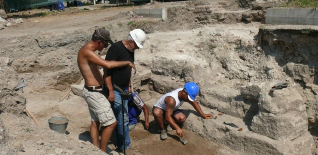 Archaeologists Find Roman Fortress Almus in Bulgaria's Lom Had Reconstructions in Late Ottoman Period