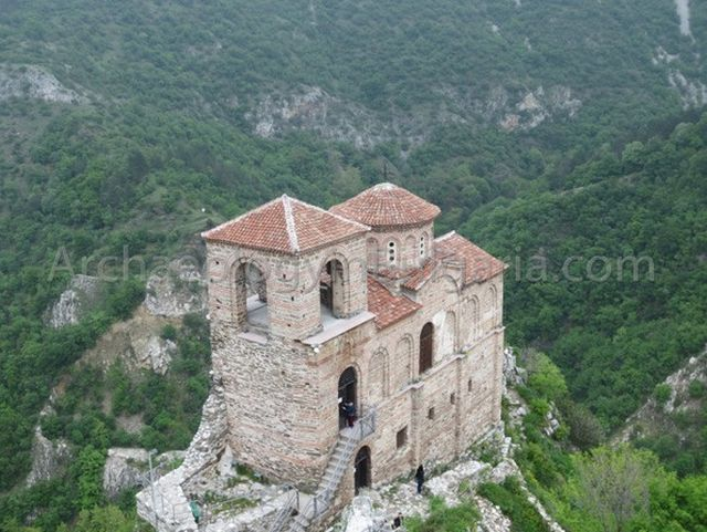 Number of Tourists Visiting Asen's Fortress in Bulgaria's ...