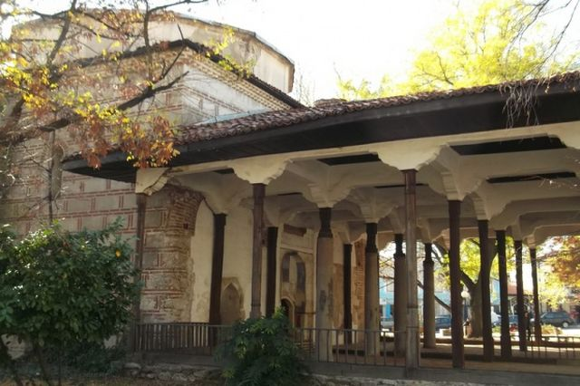 The 15th century Kurshum Dzhamiya (Lead Mosque) in the town of Karlovo in Central Bulgaria will be turned into a history museum once it is fully excavated and studied. Photo: BGNES