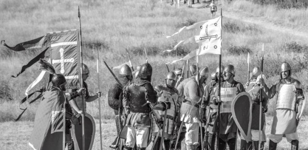 Bulgaria's Karnobat Reenacts Victory over Byzantium in Markeli (Marcellae) Fortress Battle in 792 AD