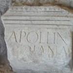 Archaeologists Discover Inscription Dedicated to Apollo and Diana in Ancient Roman City Novae near Bulgaria's Svishtov