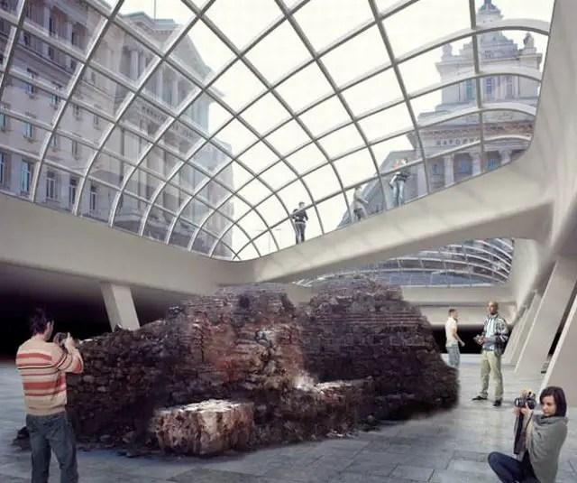 Sofia Largo Glass Domes 3