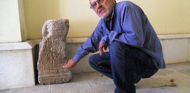 Archaeologists Finds Sacrificial Altar of Unknown Pagan God Porobonus at Roman Road Station Ad Putea in Bulgaria's Riben