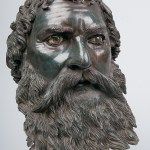 Bronze Head of Seuthes III Noted in 'Guardian' Review of Hellenistic Sculpture Exhibit in J. Paul Getty Museum, No Mention of Ancient Thrace
