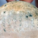 1st Century AD Inscription Found in Ancient Thracian Tomb in Bulgaria's Tatarevo Turns Out to Be Verse from Solon's 'Prayer to the Muses'