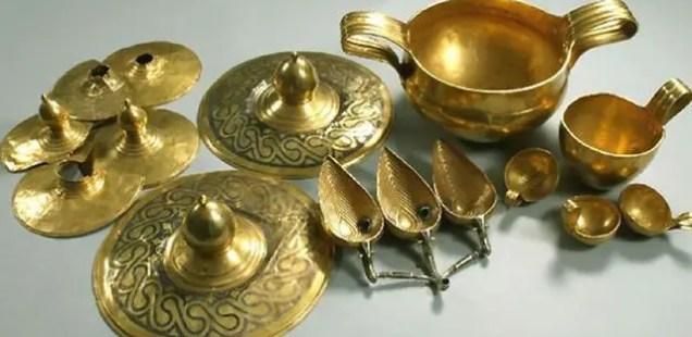 Bulgaria's Ancient Thracian, Prehistoric Treasures to Be Shown in 'Golden Legend' Exhibit in Japan's Tokyo, Sendai, and Nagoya