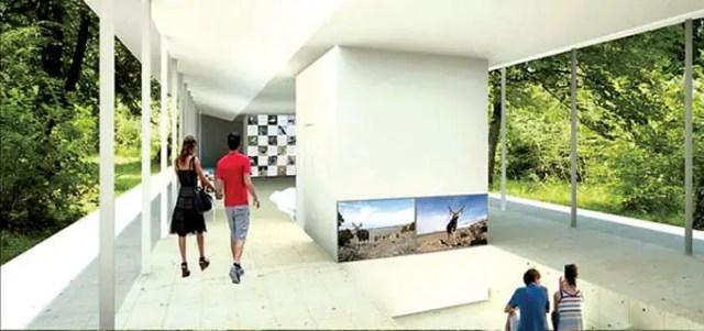 Varshets Paleontology Museum Project 2