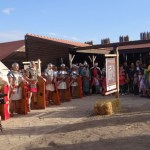 Bulgaria's Yambol to Stage Historical Reenactment of Roman Military Camp in Ancient Thracian City Kabile