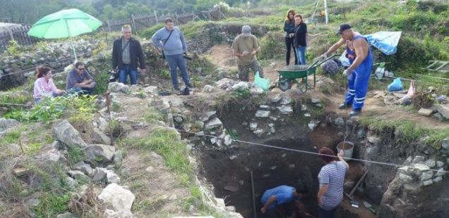 Archaeologist Discovers Chalcolithic Home, Thracian, Roman Structures at Kaleto Fortress in Bulgaria's Mezdra