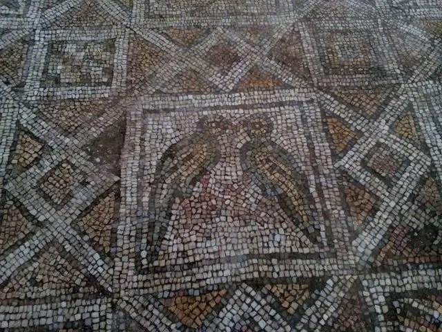 Plovdiv Basilica Mosaics 3