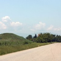 Bulgarian Police Bust 2 Treasure Hunters Bulldozing Ancient Thracian Burial Mound