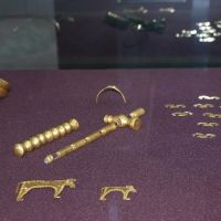 Bulgaria Showcases World's Oldest Gold, Varna Chalcolithic Necropolis Treasure, in European Parliament in Brussels
