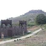 Bulgaria's Yambol Builds Ancient Roman Wooden Keep in Ancient Thracian City and Archaeological Preserve Kabile