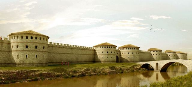 3D model reconstruction of the Kovachevsko Kale Fortress. Photos: Marhis Architectural Studio, watch video here