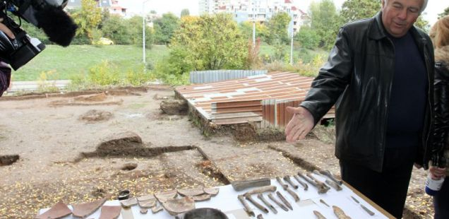 Bulgaria's Capital Sofia to Rebuild 8,000-Year-Old Prehistoric Homes from Slatina Neolithic Settlement