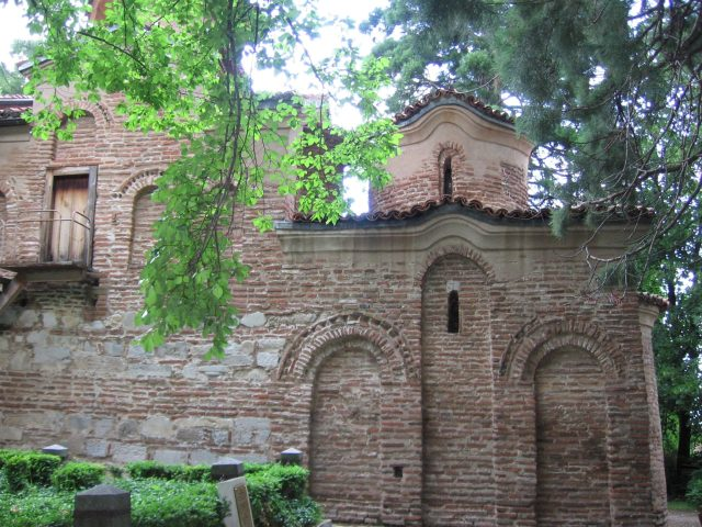 The medieval Boyana Church on the outskirts of Sofia is known for its (Pre-)Renaissance art deserving the status of a UNESCO World Heritage Site. Photo: Свети места