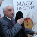 Renowned Egyptian Archaeologist Zahi Hawass Calls for Defying Terrorists to Protect Archaeological Heritage during Visit to Bulgaria