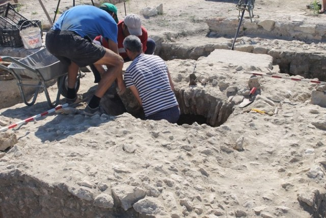 The proper archaeological excavations of Zaldapa started only in 2014. Photo: Krushari Municipality