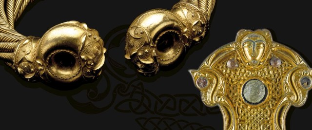 Artifacts from the Celts exhibit in Edinburgh. Photo: National Museum of Scotland